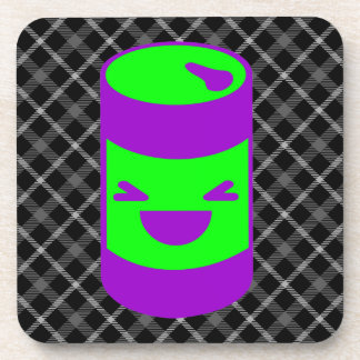 Kawaii Rave Soda Pop Can Coasters