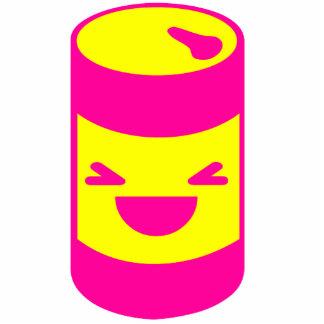 Kawaii Rave Soda Pop Can Cutout