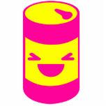 Kawaii Rave Soda Pop Can Photo Cut Outs