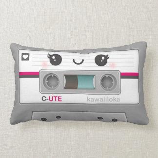 Kawaii Retro Tape Cassette Pillows