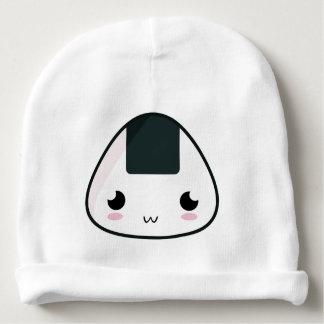 Kawaii Rice ball Baby Beanie