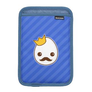 Kawaii Royal egg - The King Sleeve For iPad Mini