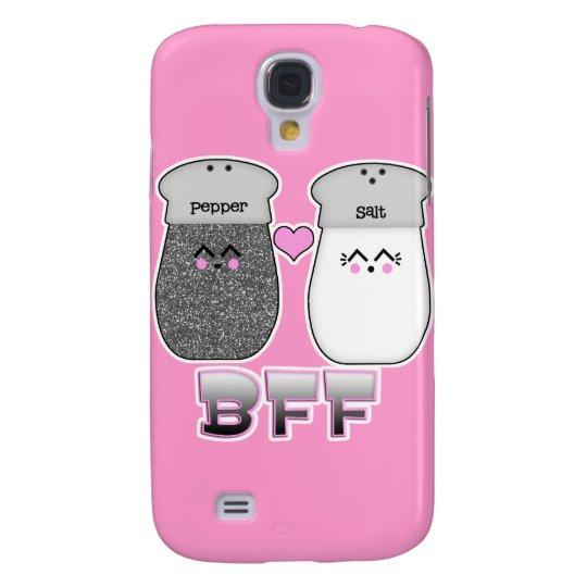 Kawaii Salt n Pepper BFF Galaxy S4 Case