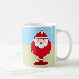 Kawaii Santa Coffee Mug
