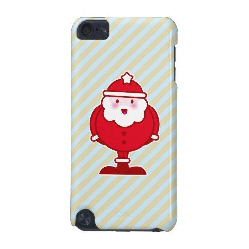 Kawaii Santa Funda Para iPod Touch 5G