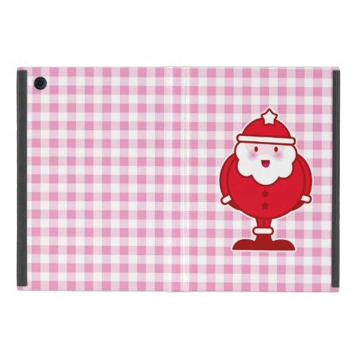 Kawaii Santa iPad Mini Carcasa