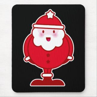 Kawaii Santa Mouse Pad