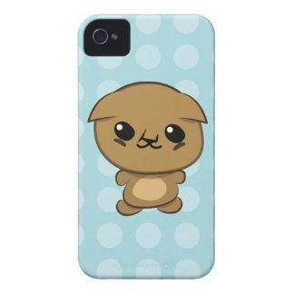 Kawaii Scottish Fold Munchkin Kitten iPhone Case