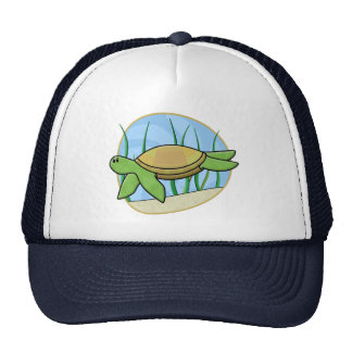 Kawaii Sea Turtle Hat