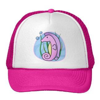 Kawaii Seahorse Hat