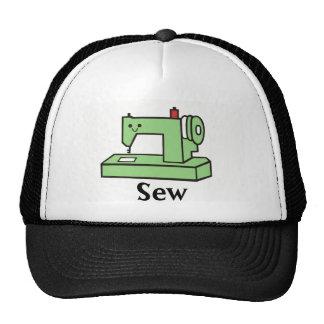 Kawaii Sewing Machine Hat