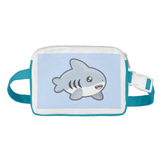 Kawaii Shark Fanny Pack