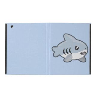 Kawaii Shark iPad Folio Cases