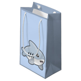 Kawaii Shark Small Gift Bag