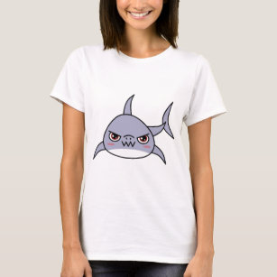 9fcd48840 Women's Cute Shark T-Shirts   Zazzle