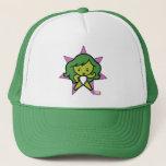 Kawaii She-Hulk Flex Trucker Hat