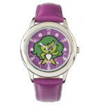 Kawaii She-Hulk Flex Wrist Watch
