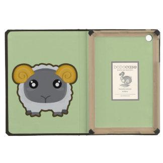 Kawaii sheep iPad mini case