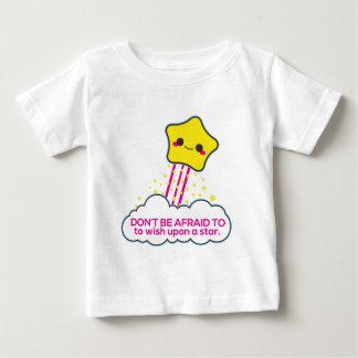 Kawaii Shooting Star Baby T-Shirt