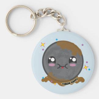 Kawaii Shot Put Thrower Keychain Gift