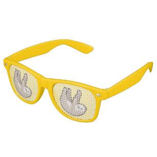 funny sloth sunglasses eyewear zazzle