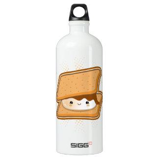 Kawaii Smore Aluminum Water Bottle