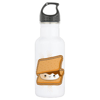 Kawaii Smore Water Bottle