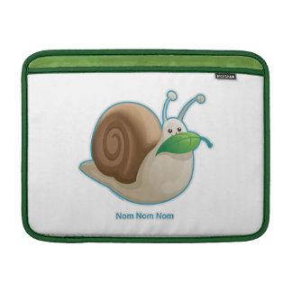 Kawaii Snail Sleeves For MacBook Air