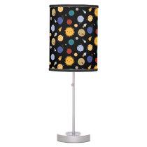Kawaii Solar System Desk Lamp