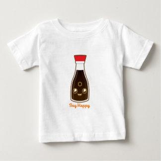 Kawaii Soy Happy Baby T-Shirt