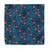 Kawaii Spider-Man Hanging Upside Down Bandana