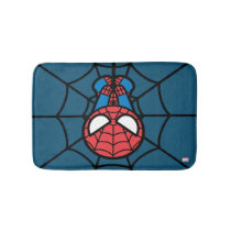 Kawaii Spider-Man Hanging Upside Down Bath Mat