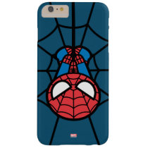 Kawaii Spider-Man Hanging Upside Down Barely There iPhone 6 Plus Case