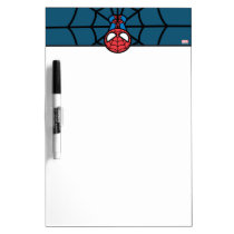 Kawaii Spider-Man Hanging Upside Down Dry Erase Board