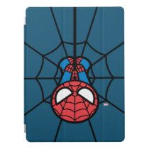Kawaii Spider-Man Hanging Upside Down iPad Pro Cover