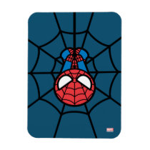 Kawaii Spider-Man Hanging Upside Down Magnet
