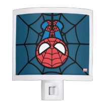 Kawaii Spider-Man Hanging Upside Down Night Light