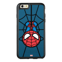 Kawaii Spider-Man Hanging Upside Down OtterBox iPhone 6/6s Plus Case