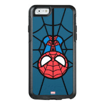 Kawaii Spider-Man Hanging Upside Down OtterBox iPhone 6/6s Case
