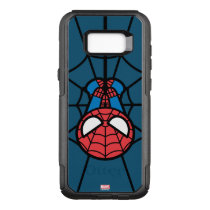 Kawaii Spider-Man Hanging Upside Down OtterBox Commuter Samsung Galaxy S8+ Case