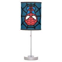 Kawaii Spider-Man Hanging Upside Down Table Lamp