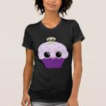 Kawaii Spooky Cupcake Skull Spiders Bats T Shirts