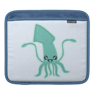 Kawaii Squid Sleeves For iPads