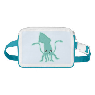 Kawaii Squid Waist Bag