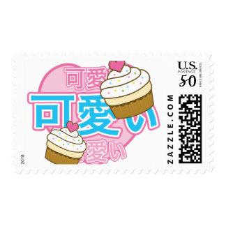 kawaii stamp