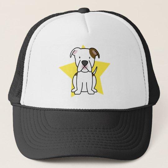 Kawaii Star American Bulldog Hat