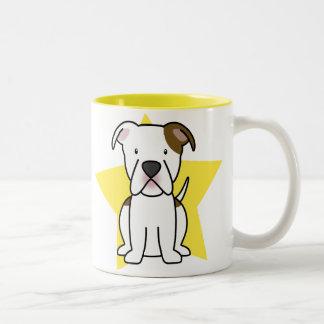 Kawaii Star American Bulldog Mug