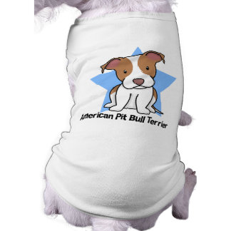 Kawaii Star American Pit Bull Terrier Tee