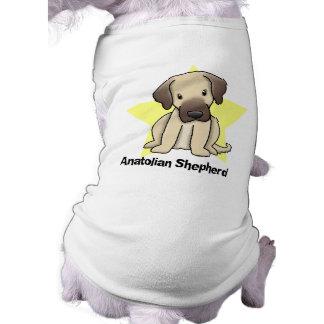 Kawaii Star Anatolian Shepherd Dog Dog T-shirt