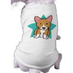 Kawaii Star Basenji Dog T-Shirt